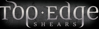 TopEdge Shears Mobile Logo